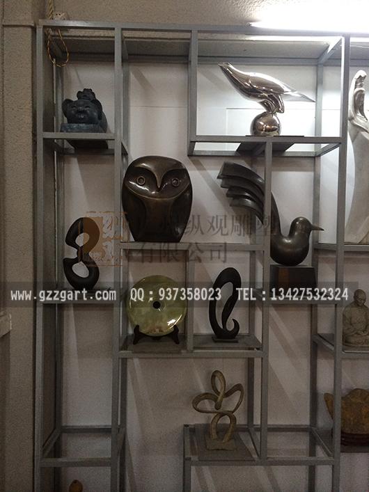 公司雕塑展厅_广州雕塑工艺厂-雕塑设计制作公司|广州